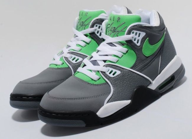 sports shoes 59ef8 91724 nike air flight 89 green