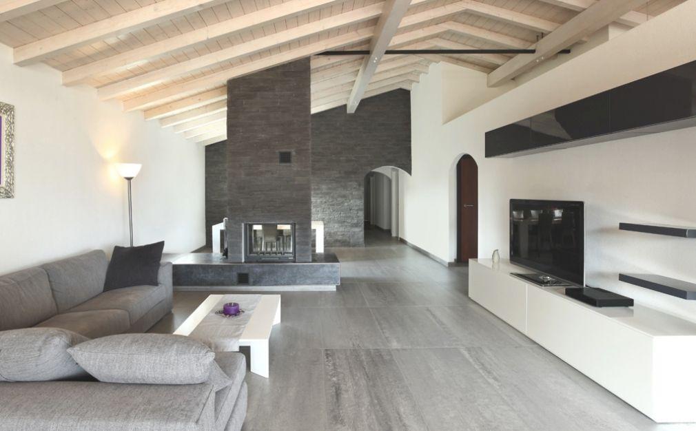 Moderne Woonkamer Grijs: Grijs gekleurde modern design woonkamer ...