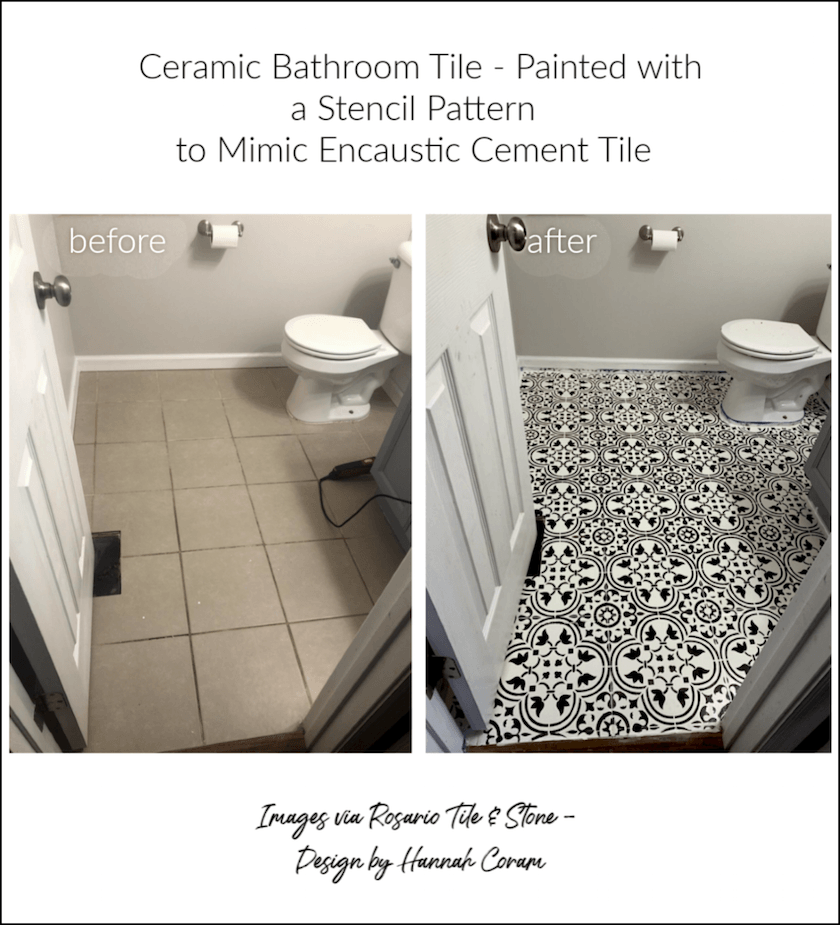 The Secret For A Cheap Chic Kitchen Refresh In 2020 Kitchen Refresh Chic Kitchen Ceramic Tile Bathrooms