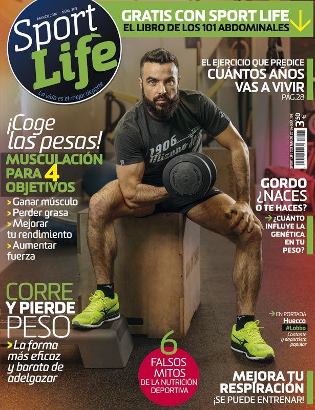 Rutinas de Ejercicio: Sport Life 203-Revista-Pdf | FITNESS ...