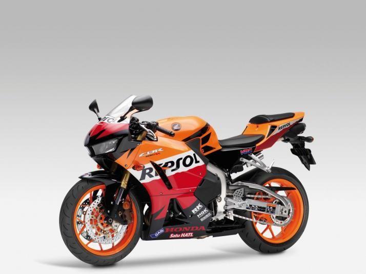 2013 Honda CBR600RR...nothing wrong with a Honda baby!