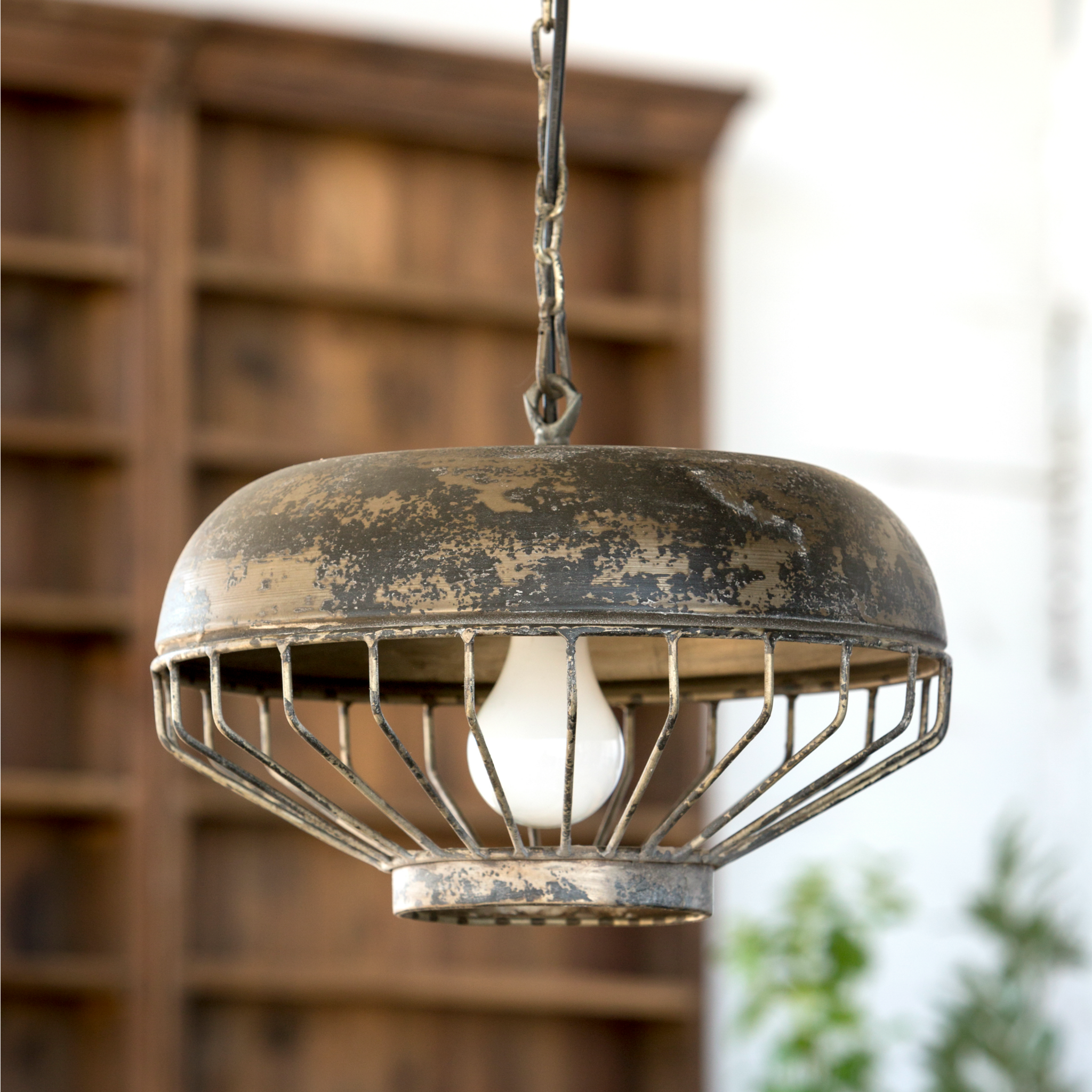 Old chicken feeder pendant light chicken feeders pendant lighting