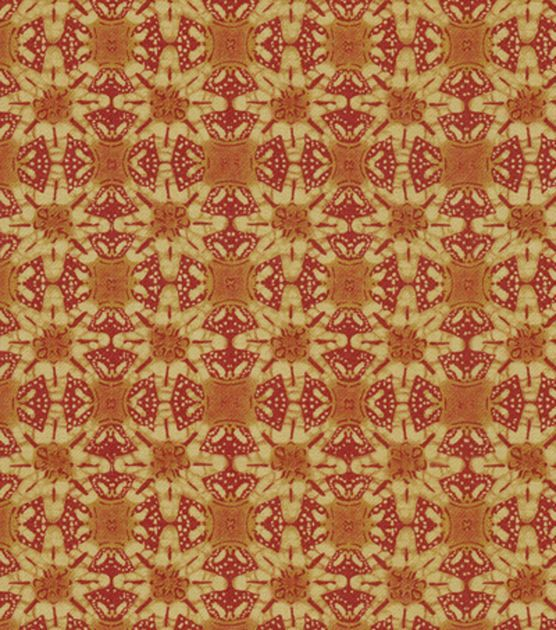 Waverly Upholstery Fabric Tangier Tiles & Cardamom