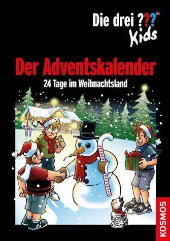 Die Drei Kids Der Adventskalender Adventskalender Buch Adventkalender Adventskalender