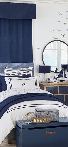 Kids Bedrooms - Coastal Design