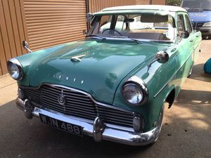 1960 Ford Zephyr Mk2 Lowline Ford Zephyr Dream Cars Ford