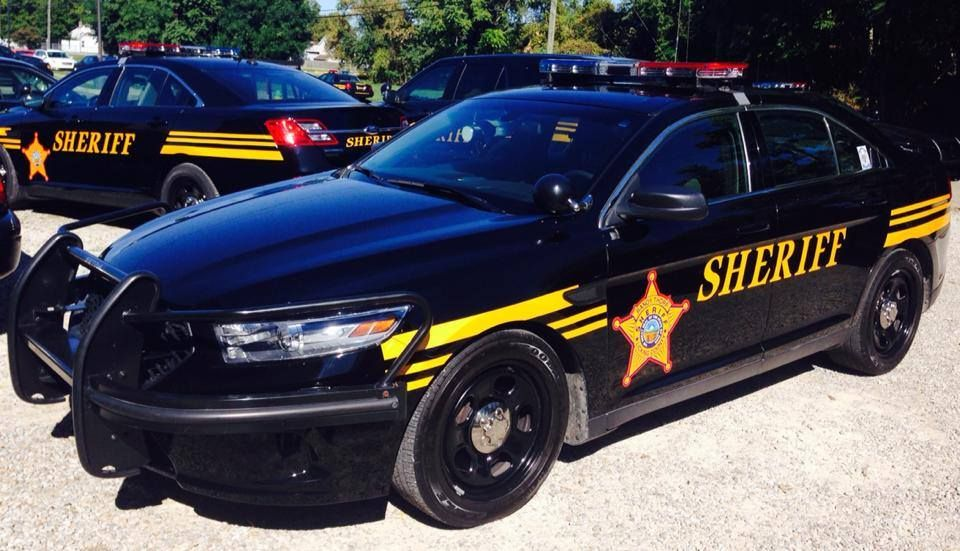 Licking County Sheriff, Ohio | Police Vehicles | Ford police