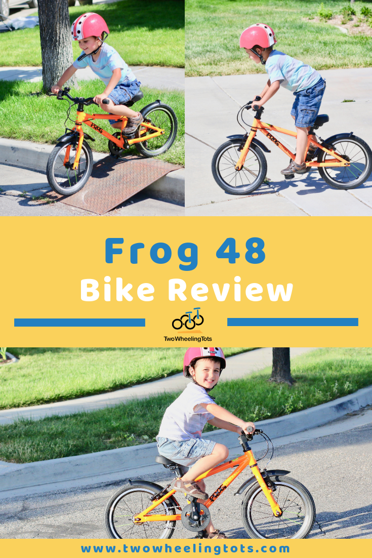 Frog 48 Review What Makes This Uk Bike Brand Unique Bike