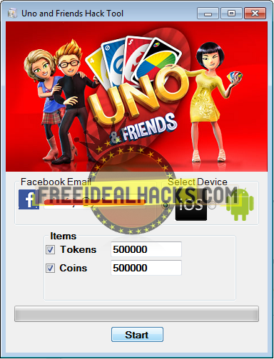 uno and friends hack android