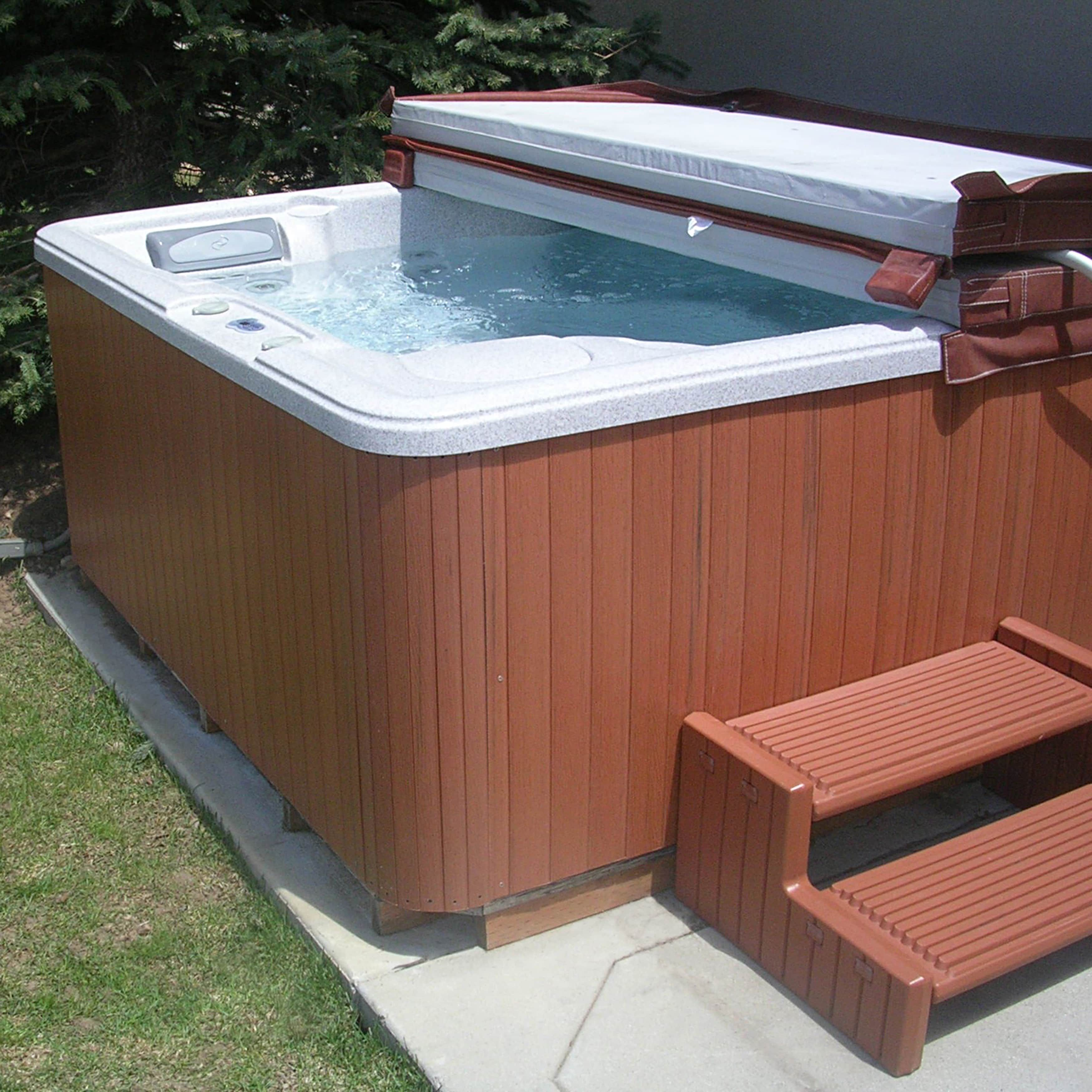 Highwood Eco Friendly Hot Tub Spa Cabinet Replacement Kit Hot
