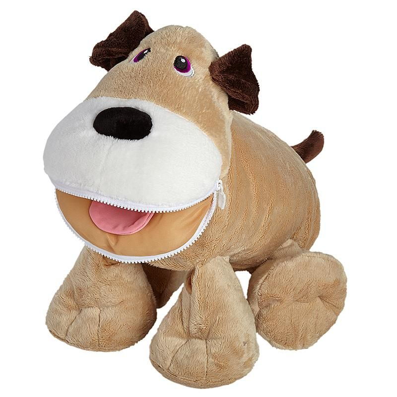 Personalized Digger The Dog Stuffie Dog Mom Gifts Brown Dog
