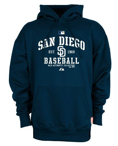 save off 83707 e3a7d San Diego Padres Hooded Sweatshirt | Cool San Diego Padres ...