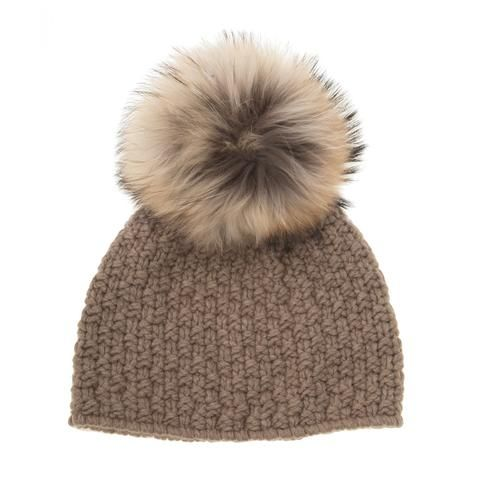 c214bd409 Pin by Mary Ross on My Style | Fur pom pom hat, Hats, Fashion