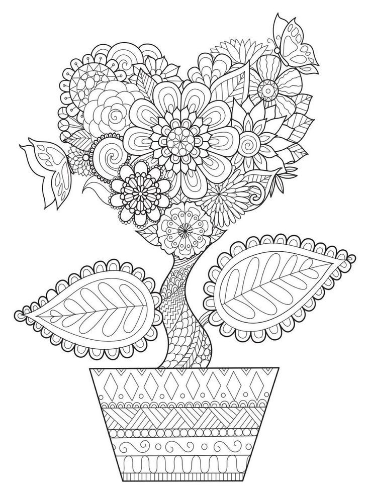 Terapia da сor 7. – 36 photos | VK | mandala patterns/colouring pics ...