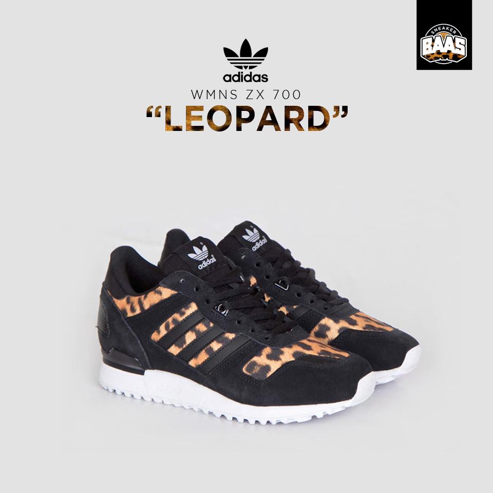 adidas zx 700 femme leopard