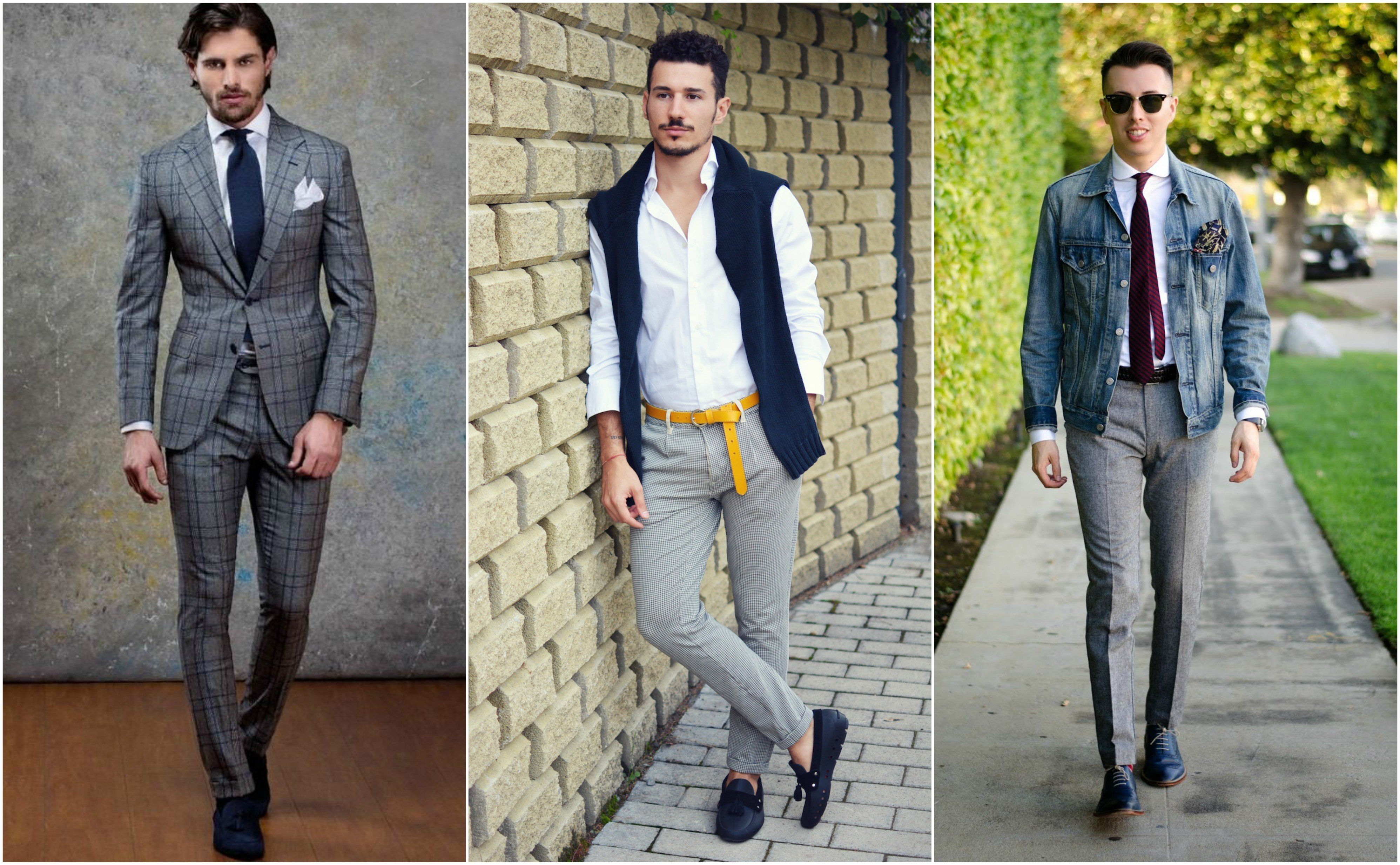 68955b65662 What color pants go with navy blue shoes  - Quora