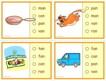 This helps students match the correct words to the visuals provided. It is good for visual and word recognition
