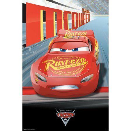 Cars 3 Lightning Walmart Com In 2020 Lightning Mcqueen Movie