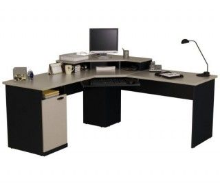 14 Cool Bestar Hampton Corner Desk Picture Ideas Corner