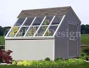 Garden Sheds 10 X 10 details about 10 x 10 greenhouse backyard garden shed plans