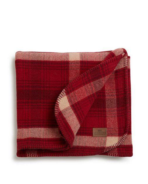 Wolldecke Checked Wool Wolldecke Decken Und Wolle Kaufen