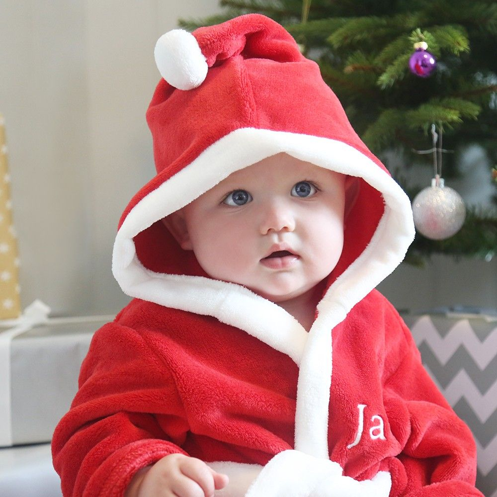 aeb7e04808 Personalised Santa Robe Just £30 On my1styears.com -  http   tinyurl.com mnd6xth  Discount  Code