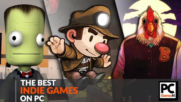 Pcgamesn The Best Indie Games On Pc Indie Games Best Indie Games Indie