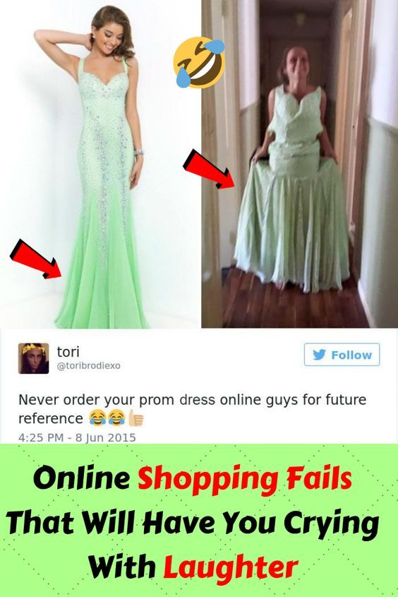 Online Shopping Fails That Will Have You Crying With Laughter #stufftobuy