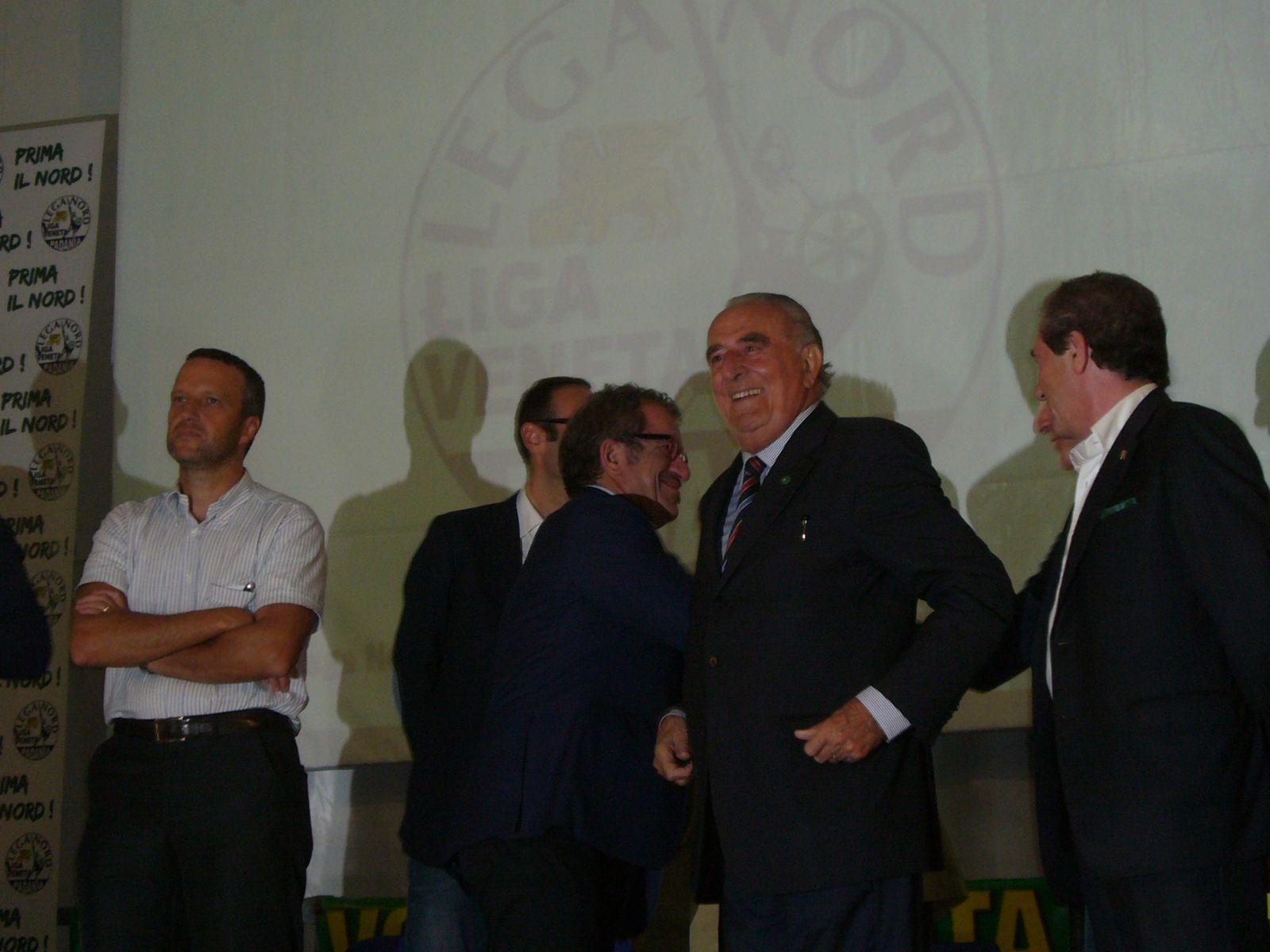 Pin su Festa provinciale della Lega Nord di Treviso 2012