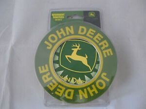 #johndeere #absorbent #coasters #ceramic #barware #collectibles #ebay #drinkware
