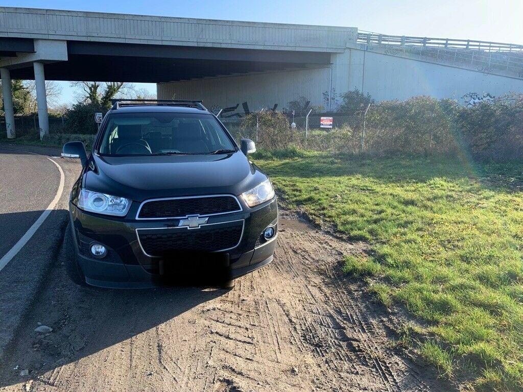Chevrolet Captiva Chevrolet Captiva Chevrolet