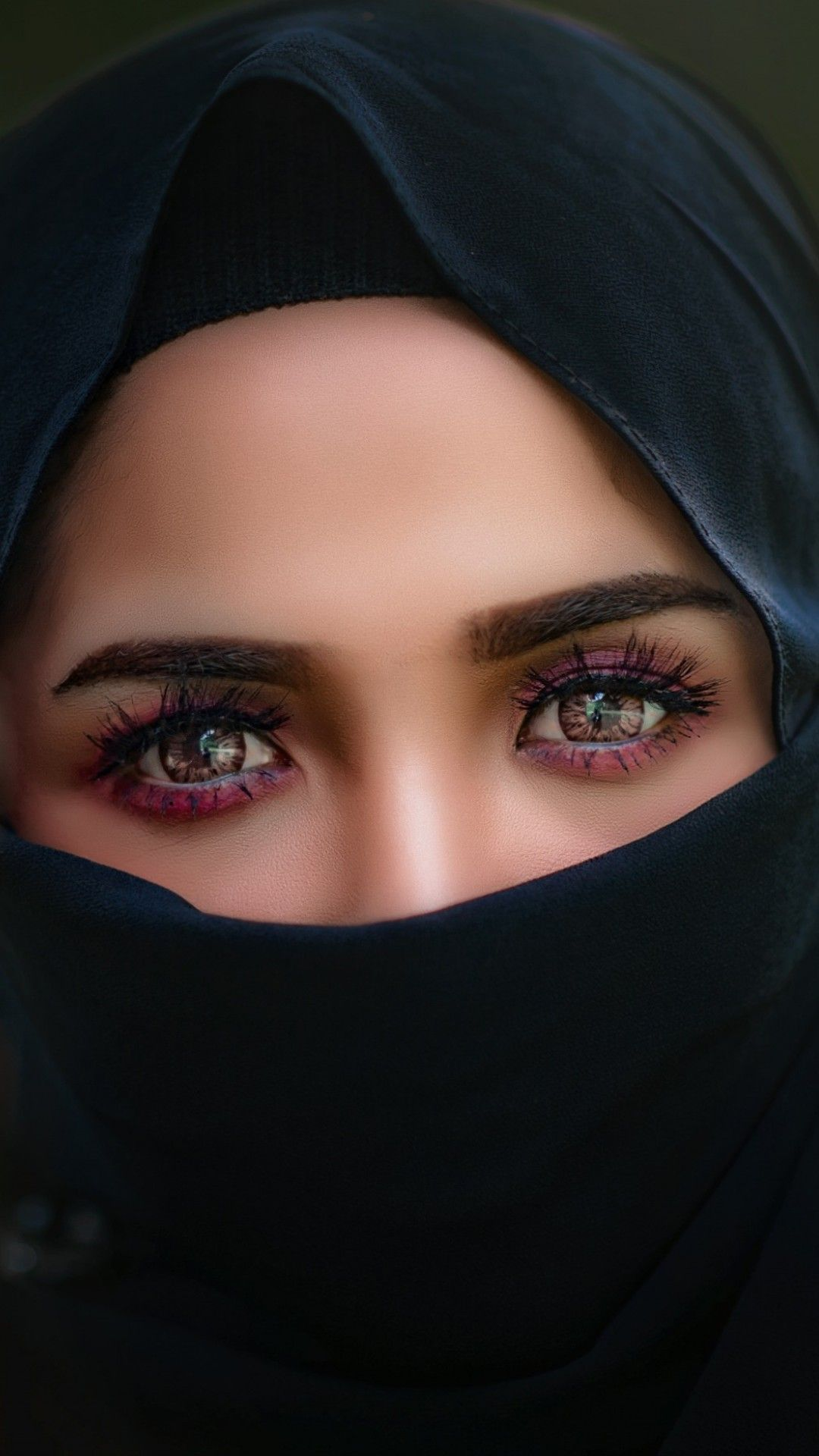 Beautiful Muslim Eyes Seductive Eyes Niqab Eyes Beautiful