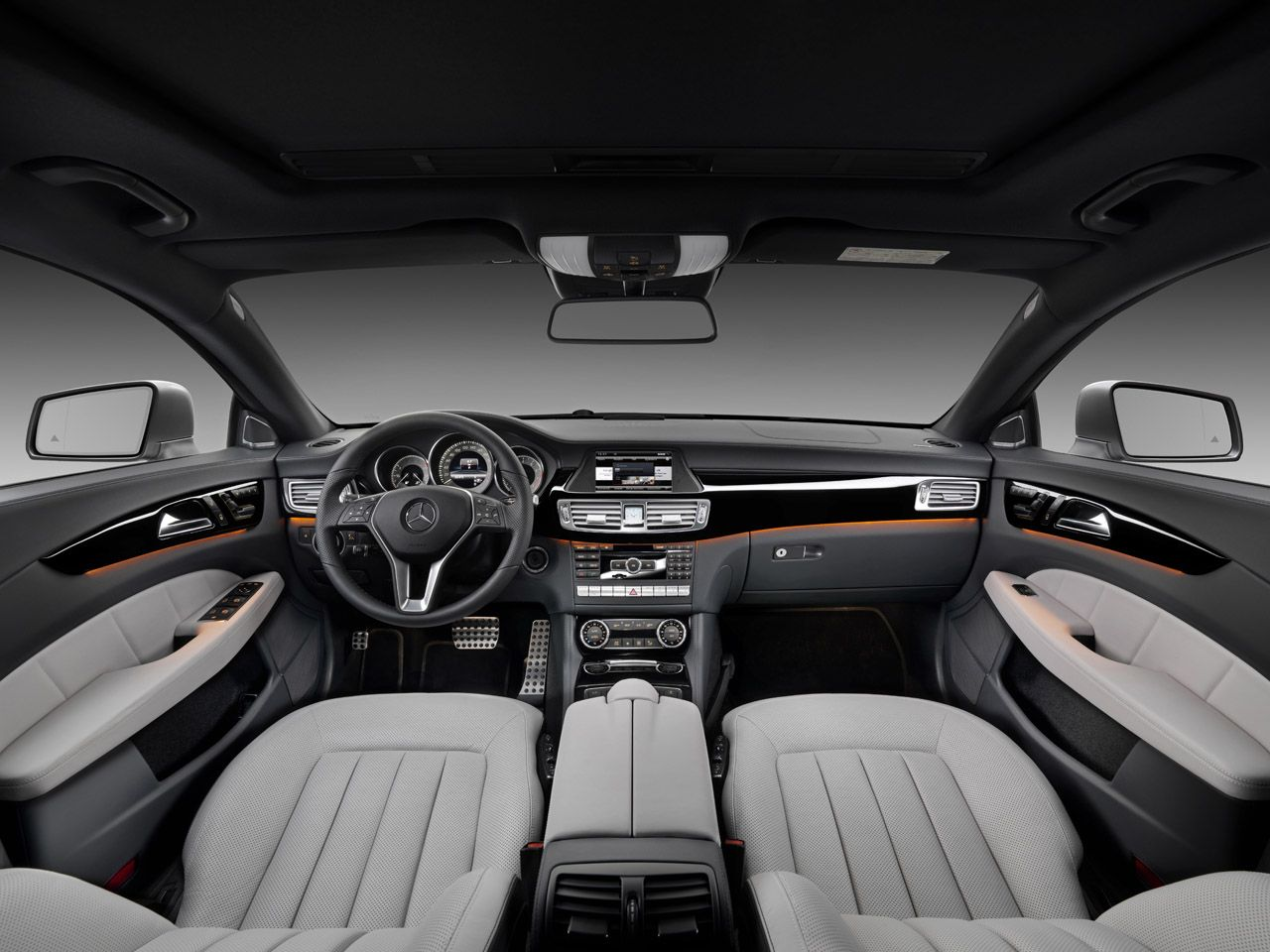 Mercedes Benz Cls63 Amg Shooting Brake Interior Http