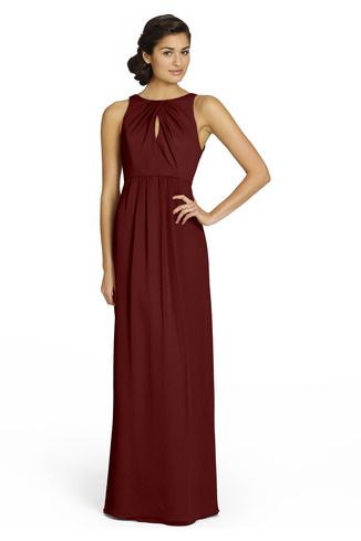 Shop Jim Hjelm Bridesmaid Dress - 5350 Chiffon in Chiffon at Weddington Way. Find the perfect made-to-order bridesmaid dresses for your bridal party in your favorite color, style and fabric at Weddington Way.