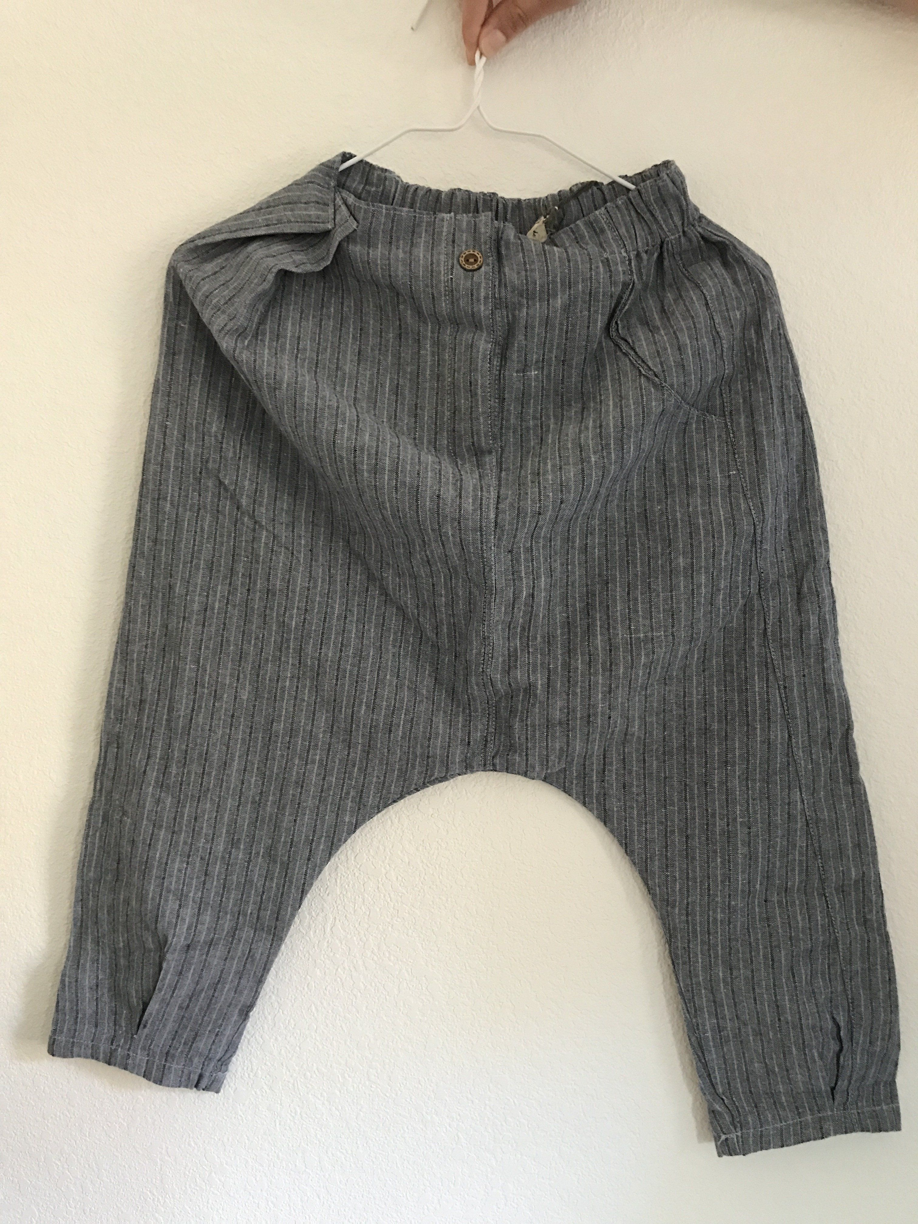 Strips pants great quality in style fashion boys unique and