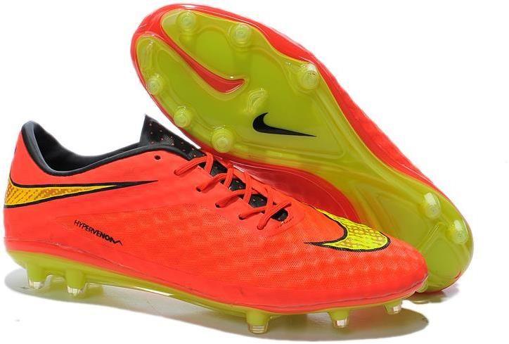 Nike Hypervenom Phantom Fg 2014 Fifa World Cup Brazil Red Yellow Black Nike Kicks Nike Cleats Nike