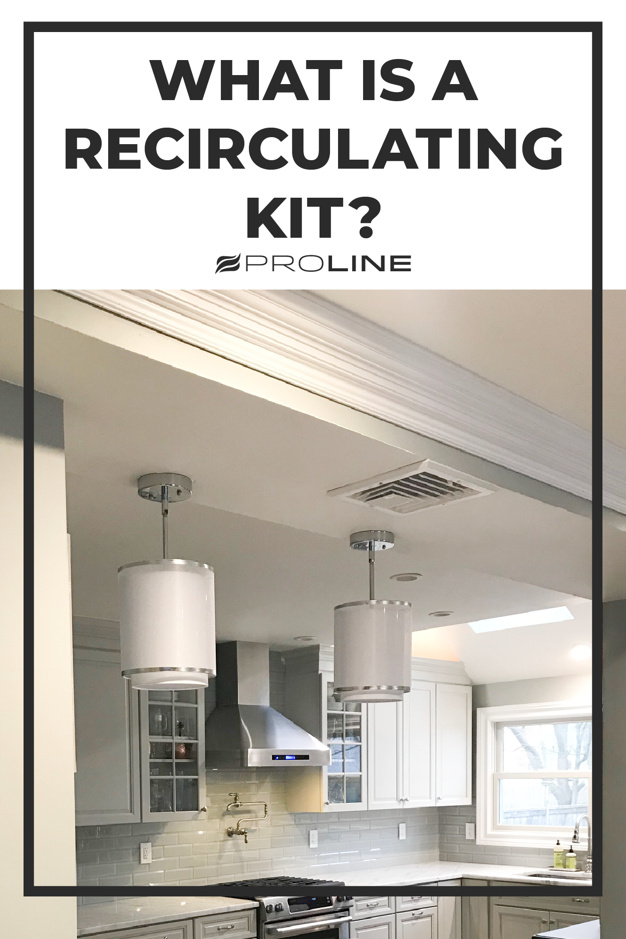 What Is A Recirculating Kit Under Cabinet Range Hoods Ducted Range Hood Ductless Range Hood