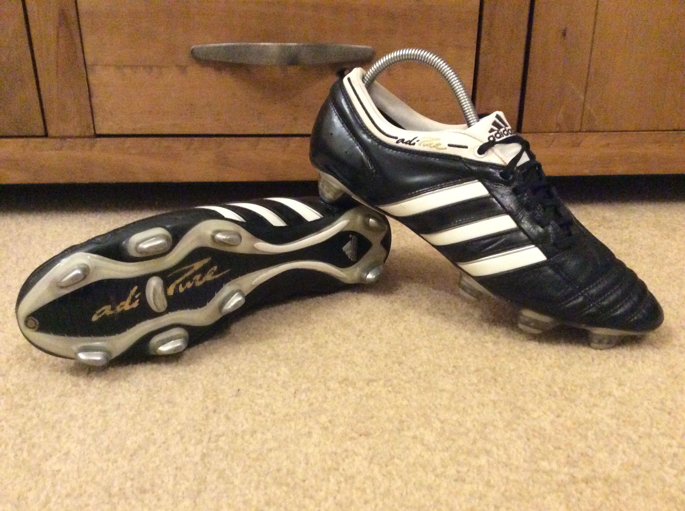 Derrotado preposición Ernest Shackleton  Adidas AdiPURE II TRX SG Football Boots | Zapatos de fútbol, Botines, Fútbol