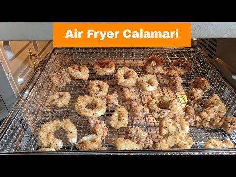 Air Fryer Frozen Calamari Nuwave Bravo Xl Smart Oven Air