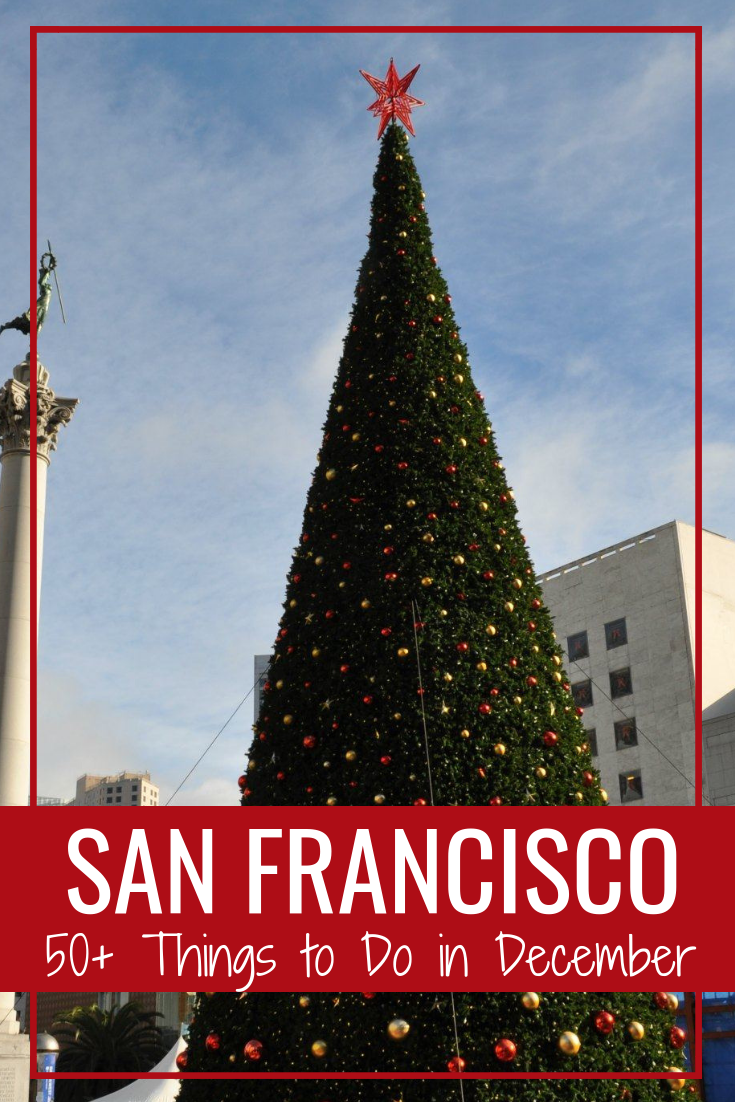 50 Fun Things To Do In December Including Events Christmas Lights Cruises And So Much More Sanfrancisco