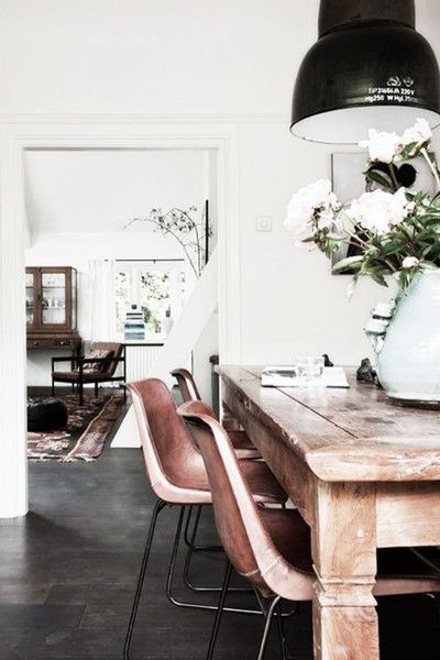 Living spaces · mix and match how to do the modern farmhouse