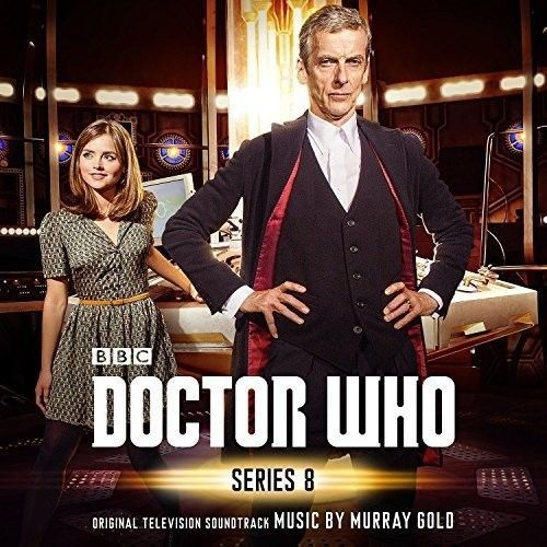 Murray-Gold-Doctor-Who-Series-8-Tv-O-S-T-CD-New