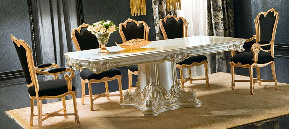 italian furniture | classic | italian dining room furniture