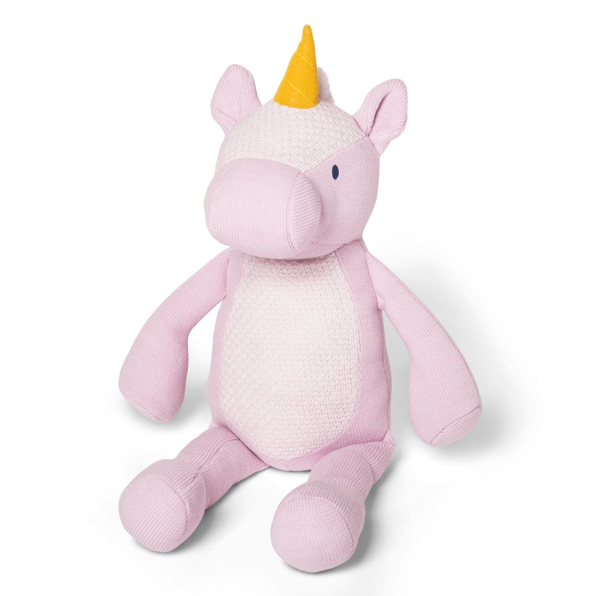 Knit Plush Unicorn Cloud Island Purple in 2019 Plush
