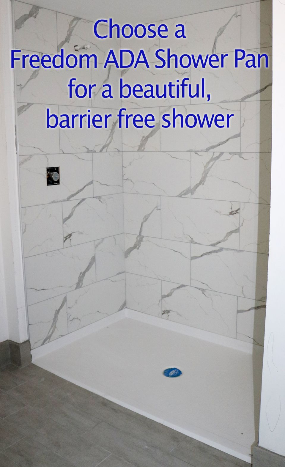 How To Build A Custom Tiled Shower Pan With Images Diy