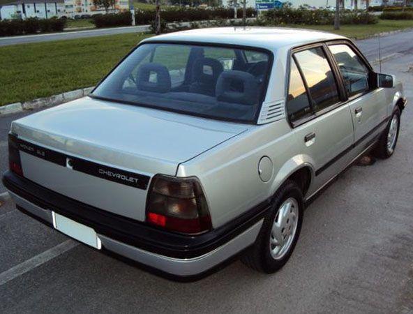 Chevrolet Monza Brasil Carros Chevrolet Carros Nacionais Carros Antigos Brasileiros