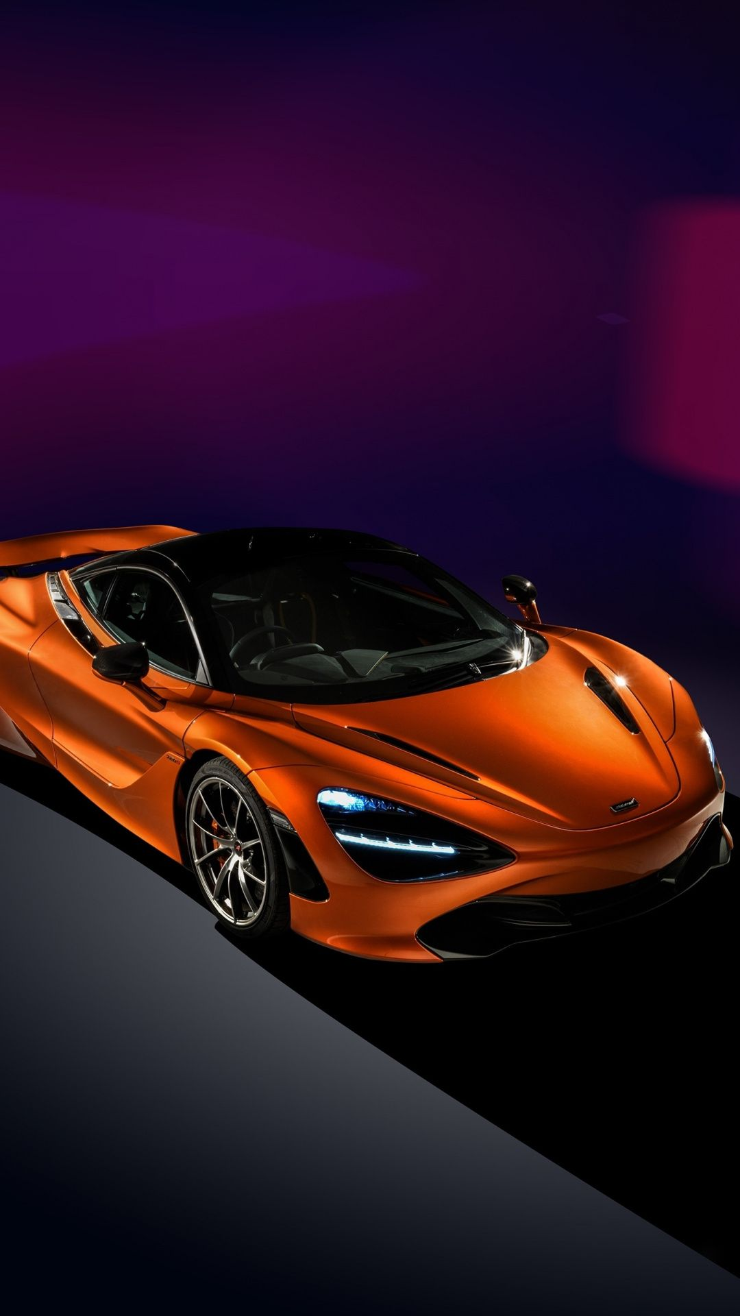 2018 Mclaren 720s Sports Car Orange 1080x1920 Wallpaper Sports Car Car Iphone Wallpaper Sports Car Wallpaper