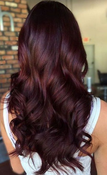 30 Best Red Brown Hair Color Ideas 2018 Mahogany Hair