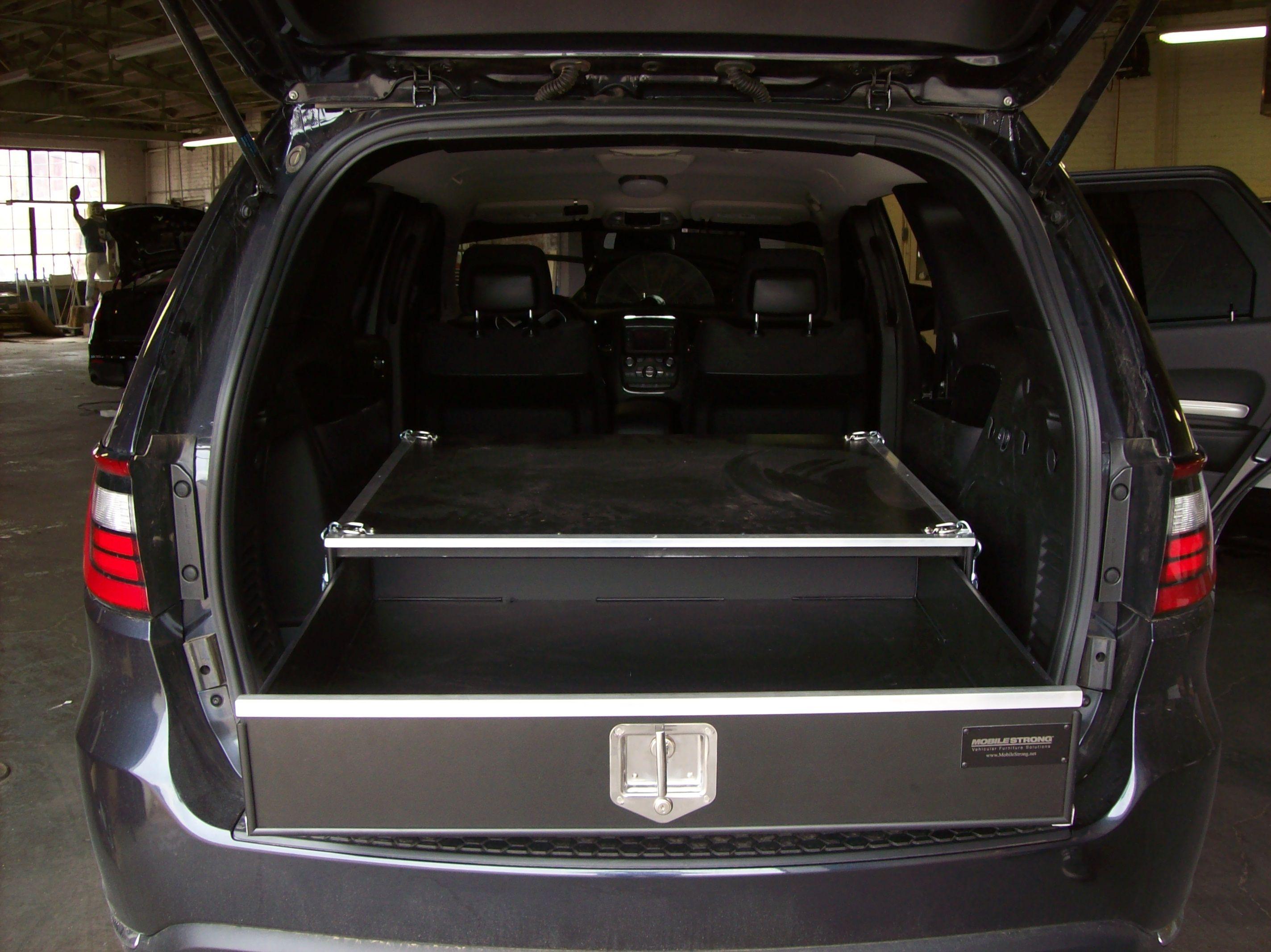 Build Your Own Storage Drawer - MiY HDP Custom SUV & Truck