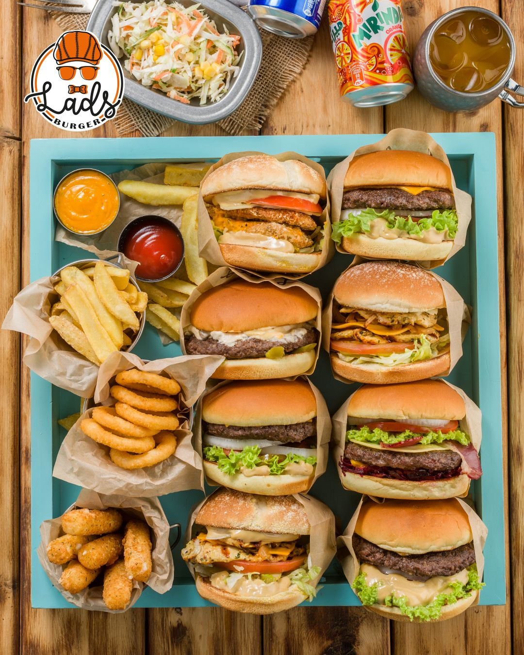 There Is Something For Everyone S Taste Lads Variety Ladsburger Ladsburgerdubai Burger Dubai Mydubai Burgerdubai Duba Burger Food Homemade Condiments
